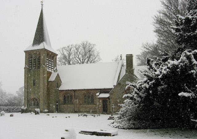 St Nicholas Church, Kingsey