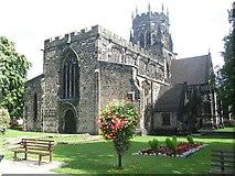 SJ9223 : St Mary's Church by David Neill