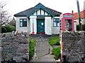 NU1241 : Village Hall, Holy Island by Lisa Jarvis