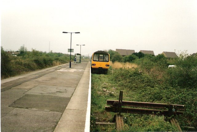 Severn Beach Station