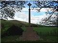 NT9130 : War Memorial, Kirknewton by Lisa Jarvis