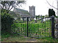 NT9130 : Church of St Gregory the Great, Kirknewton by Lisa Jarvis