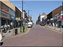 NS2776 : West Blackhall Street, Greenock by Raymond Okonski