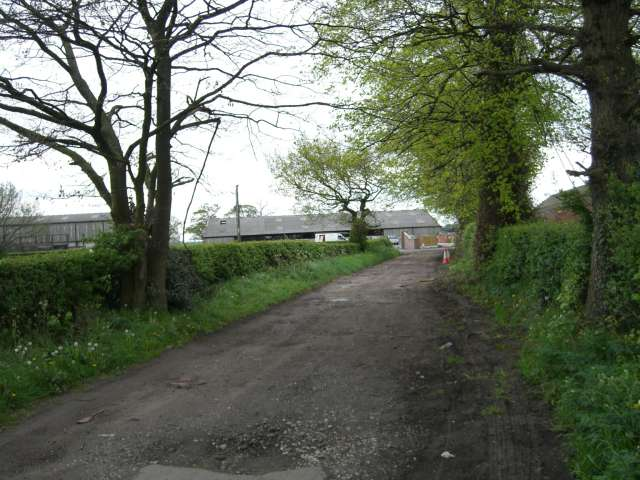 Sandy Lane, Wheelock Heath