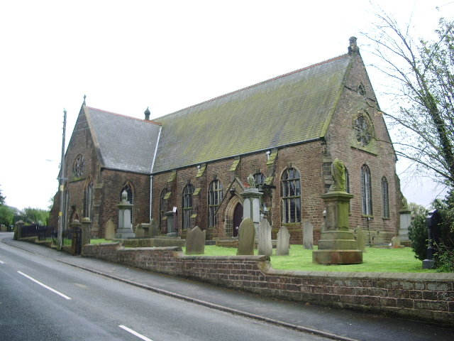 Parish Church of St Barnabas, Heapey