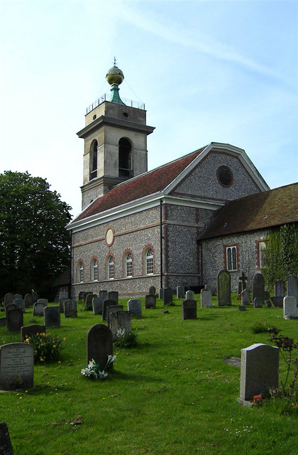 St Lawrence Church, West Wycombe