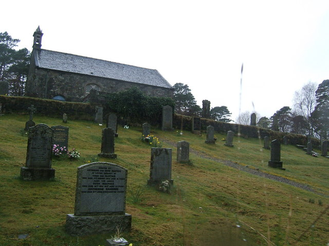 Acharacle Cemetery