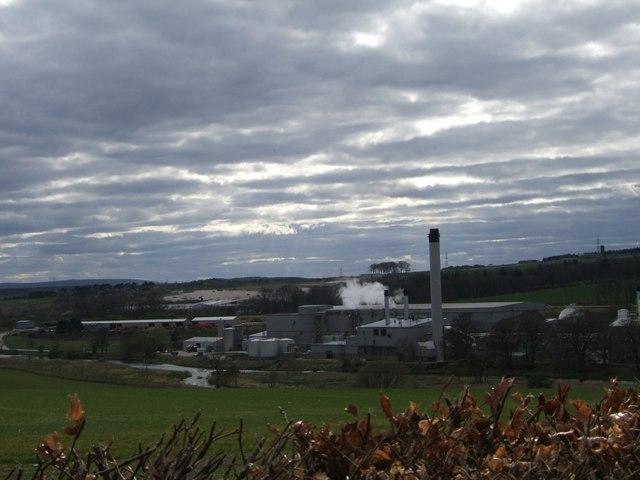 Paper Mill Inverurie