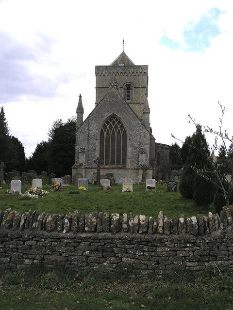 St Mary's, Kirtlington.