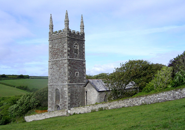 The Church of St Morwenna and John the Baptist