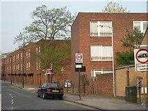 TQ3084 : Wheelwright Street, N7 by Danny P Robinson