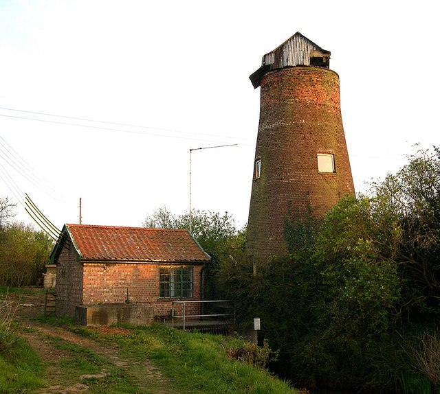 """Stubb Mill"" - Hickling 1"