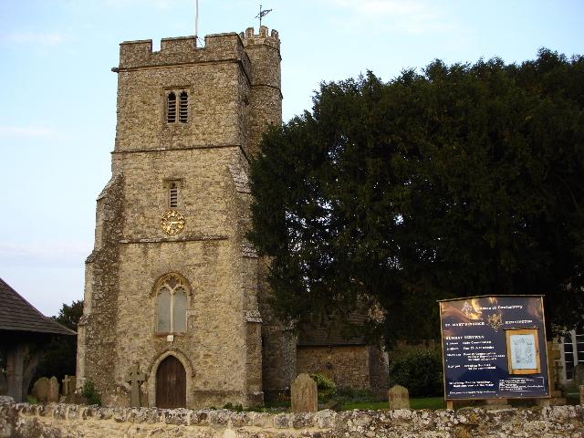 St Mary's Church Kennington