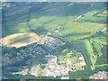 NZ1052 : Shotley Bridge Hospital and surrounding area by Pauline E