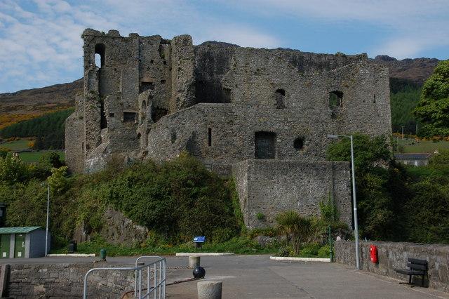 Carlingford Castle (1)