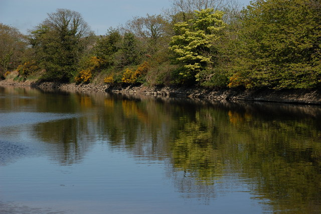 Newry ship canal (1)
