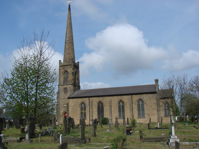 Church of St John, Gateshead Fell