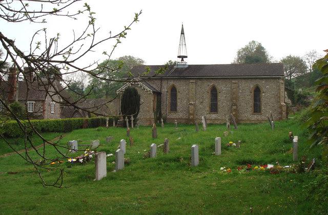 Blackdown Church