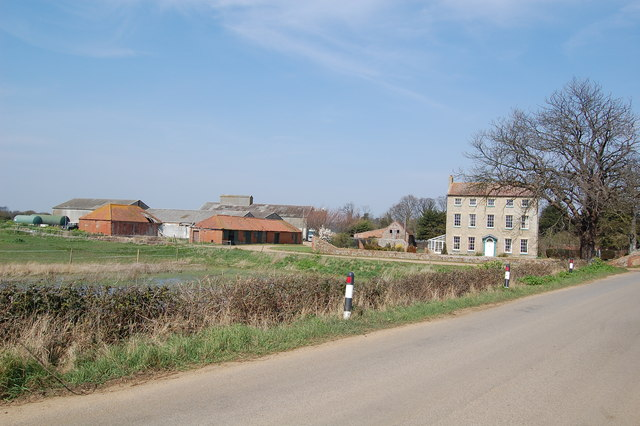 High House Farm, Bawdsey