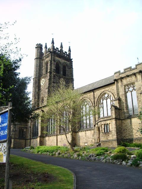 The Parish Church of St Silas, Blackburn