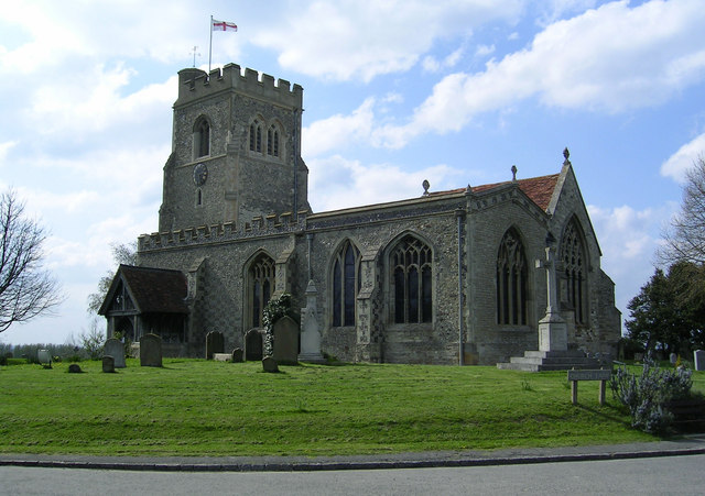 Marsworth Church