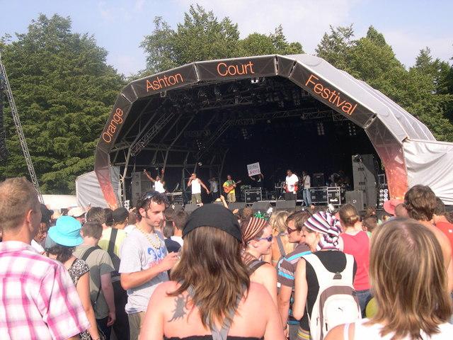Ashton Court Music Festival