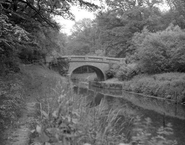 Bristow Bridge, Kennet and Avon Canal