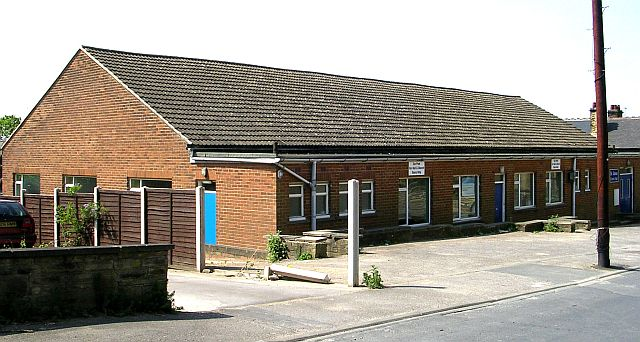 St James' Church Hall - Beaufort Grove