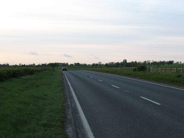 A quiet evening on the A19