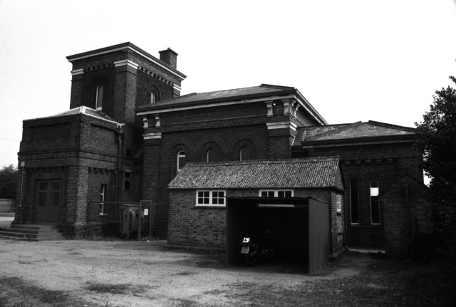 Turnford Pumping Station