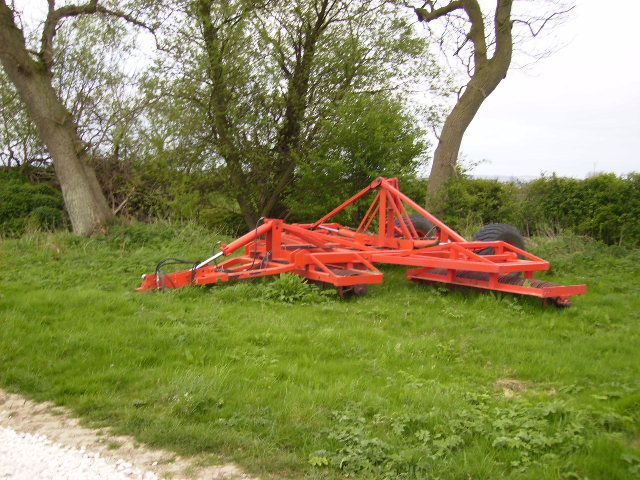 Piece of agricultural machinery