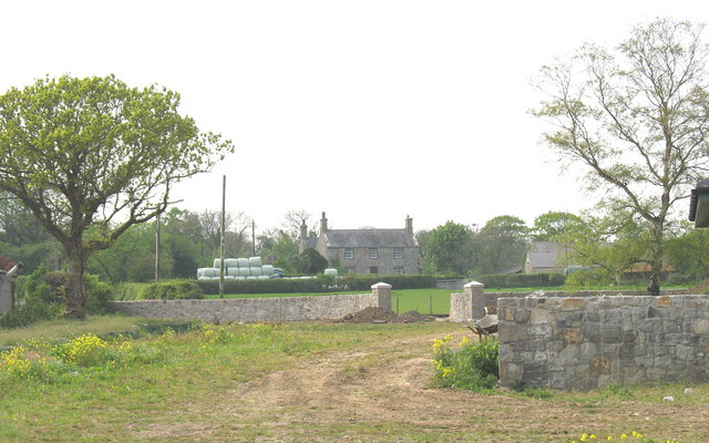 Fferm Tre-castell Farm
