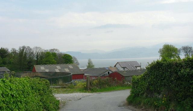 Fferm Bryn Mawr Farm, Penmon