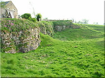 NY9569 : Old quarry near Keepwick Fell by 27th Newcastle Scouts