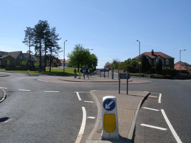 Five Ways Roundabout