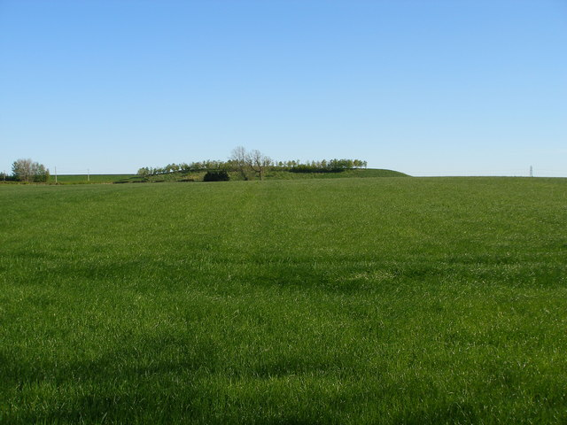 Grass sided reservoirs