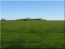 NZ3720 : Grass sided reservoirs by Carol Rose