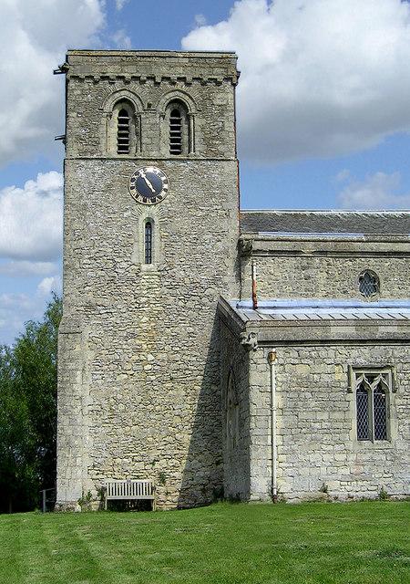 St Michael's, Garsington