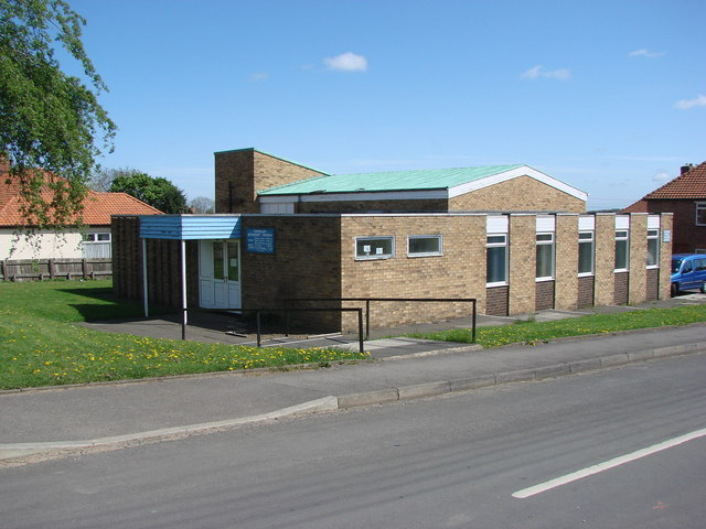 Thornley Methodist Church