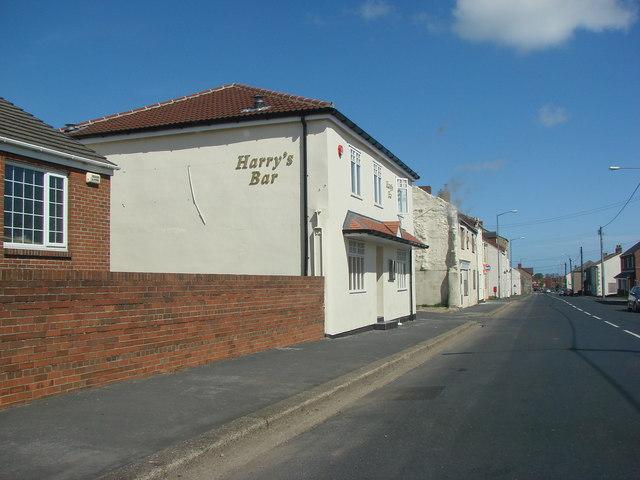 Harry's Bar, Thornely