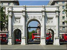 TQ2780 : Marble Arch by Stephen McKay