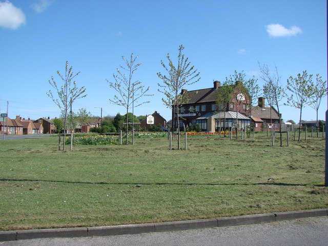 The Plough Inn, Haswell Plough.