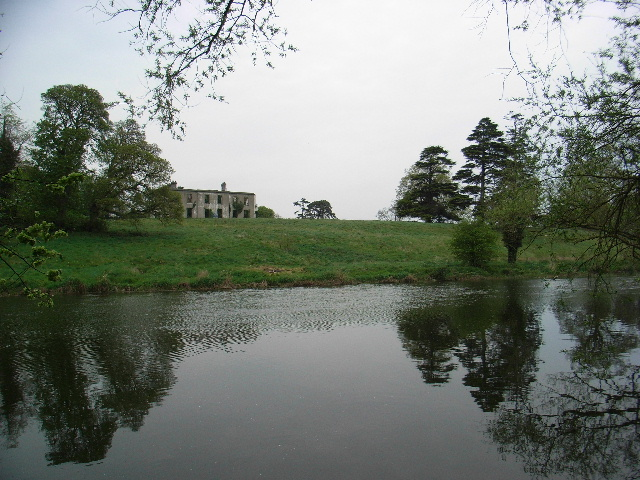 Blackcastle House and the Boyne