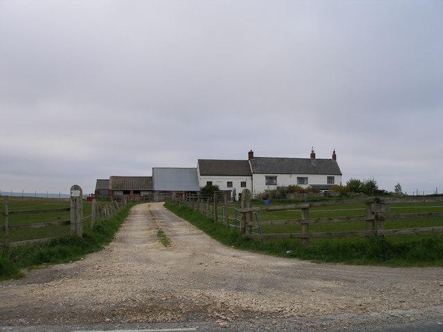 Farm on Mickle Hill