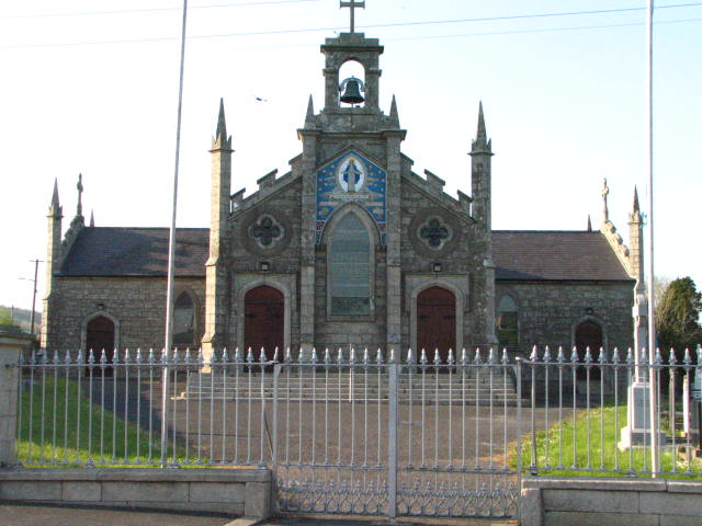 Newtown church