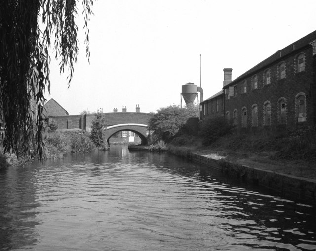Coventry Canal at Fazeley