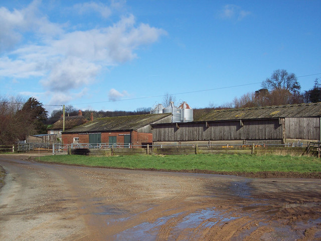 Staple Ash Farm