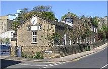 SE1039 : Old National School - Park Road by Betty Longbottom