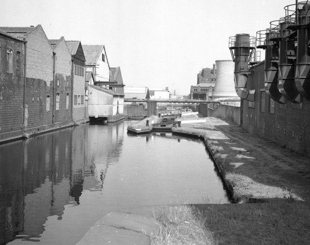 Aston Locks, Birmingham and Fazeley Canal