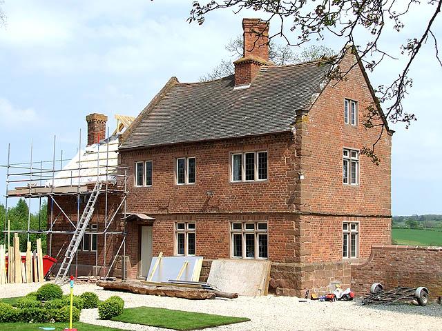 Farm House Renovation, Hopstone, Shropshire